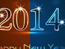 nuevo año. ¿Que esperas 2014?