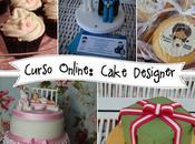 Curso Cake Designer Online