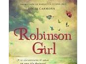 Reseña literaria: Robinson Girl