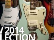 Nuevos Fender Custom Shop 2014