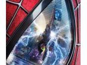 nuevos pósters para Amazing Spider-Man Poder Electro