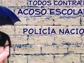 Policía contra acoso escolar