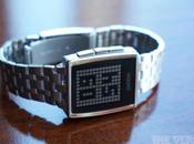 Pebble presenta Steel