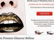 Productos oriflame premios glamour belleza