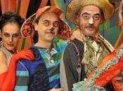 Teatro Sanpol reestren Músicos Bremen, musical finalista premios 2.013