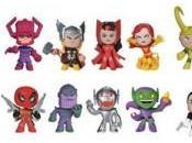 Funko revela nueva serie para línea figuras vinilo Marvel
