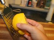 Aprovecha cáscaras limones