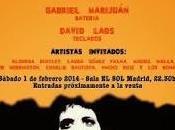 Concierto homenaje Reed Madrid, promovido Coque Malla