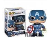 Figuras POP! Vynil Funko basadas Capitán América: Soldado Invierno