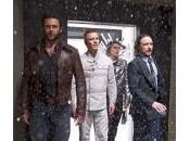 Primer vistazo Mercurio X-Men: Días Futuro Pasado