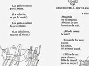 Poemas Lorca para niños