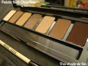 [Bobbi Brown] lujo glamour paleta Rich Chocolate