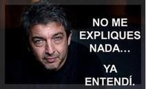 Sobre ejercicio catarsis antiK expensas Ricardo Darín