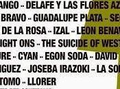 Let's Festival 2014: Sidonie, Manel, Julio Rosa, Cyan, Izal....
