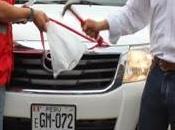 Yauyos: GORE LIMA ENTREGA AMBULANCIA CAMIONETA MOTOS LINEALES MICRO SALUD CATAHUASI...