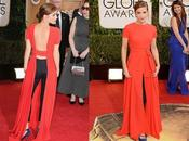 Carpet: Golden Globes 2014
