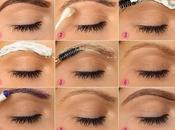 Como blanquear cejas teñirlas otro color