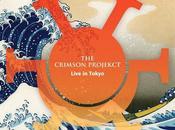 crimson projekct publicarán live tokyo marzo