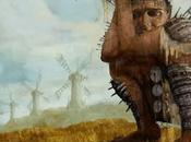 Primer arte conceptual 'The Killed Quixote', Terry Gilliam