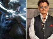 Johnny Deep Podria Interpretar Doctor Strange