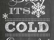 ¡Nos vamos fiesta Decopedia! Casas vestidas para frío