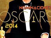 Nominaciones Premios Oscar 2014 (Lista Completa)