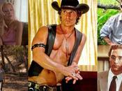 chico periódico', 'Magic Mike' 'Cómo perder días', películas favoritas Matthew McConaughey