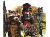 Mejor vistazo primer merchandising revelado Guardianes Galaxia