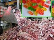¿sabías gelatina está hecha tendones vísceras animales?