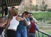 Partido infantiles Lepe termina peleas padres, niño herido once coches Guardia Civil