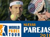 Nuevas parejas femeninas World Padel Tour 2014