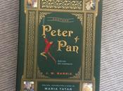 Fotoreseña: Peter Pan, J.M. Barrie. Edición Centenario