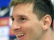 Messi, Partidolos Barça