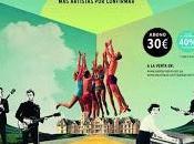 Santander Music Festival 2014: Love Lesbian, Sidonie, Iván Ferreiro, León Benavente...