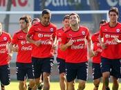 Chile comienza preparación para copa mundo brasil 2014 ante costa rica