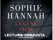 """Lectura conjunta cuna vacía"""" Sophie Hannah"""