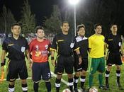claro inició primera fecha torneo nacional fútbol adulto amateur