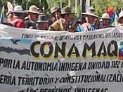 Golpe Estado boliviano CONAMAQ [Manifiesto]