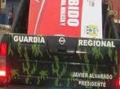 Afirman javier alvarado utiliza recursos públicos para publicitar candidatura reelección…