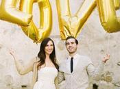 Ideas originales para bodas…¡Díselo globos!
