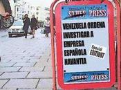 Ordenan investigar empresa española Navantia