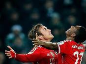Bundesliga espectáculo, pasan cosas extrañas
