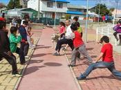 Talleres deportivos imparte municipalidad punta arenas niños jóvenes barrio jorge cvitanic