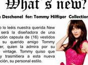From: Deschanel for: Tommy Hilfiger Collection