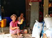 mejor Myanmar, campos cuevas escapando