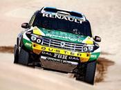 RENAULT DUSTER: camioneta vendida Colombia, comprobó poderío excelentes prestaciones Rally Dakar 2014