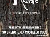 RENO Gira Costello Club (30/01/2014, Madrid)