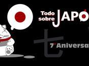 """años """"Todo sobre Japón"""""""