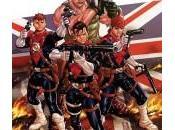 Primer vistazo Revolutionary War: Supersoldiers
