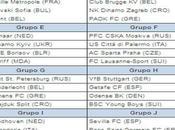 grupos UEFA Europa League